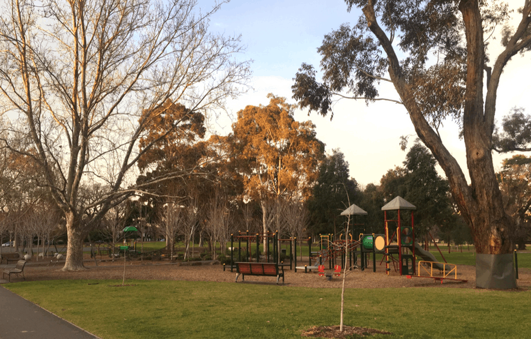 Fawkner Park Out & About Baby
