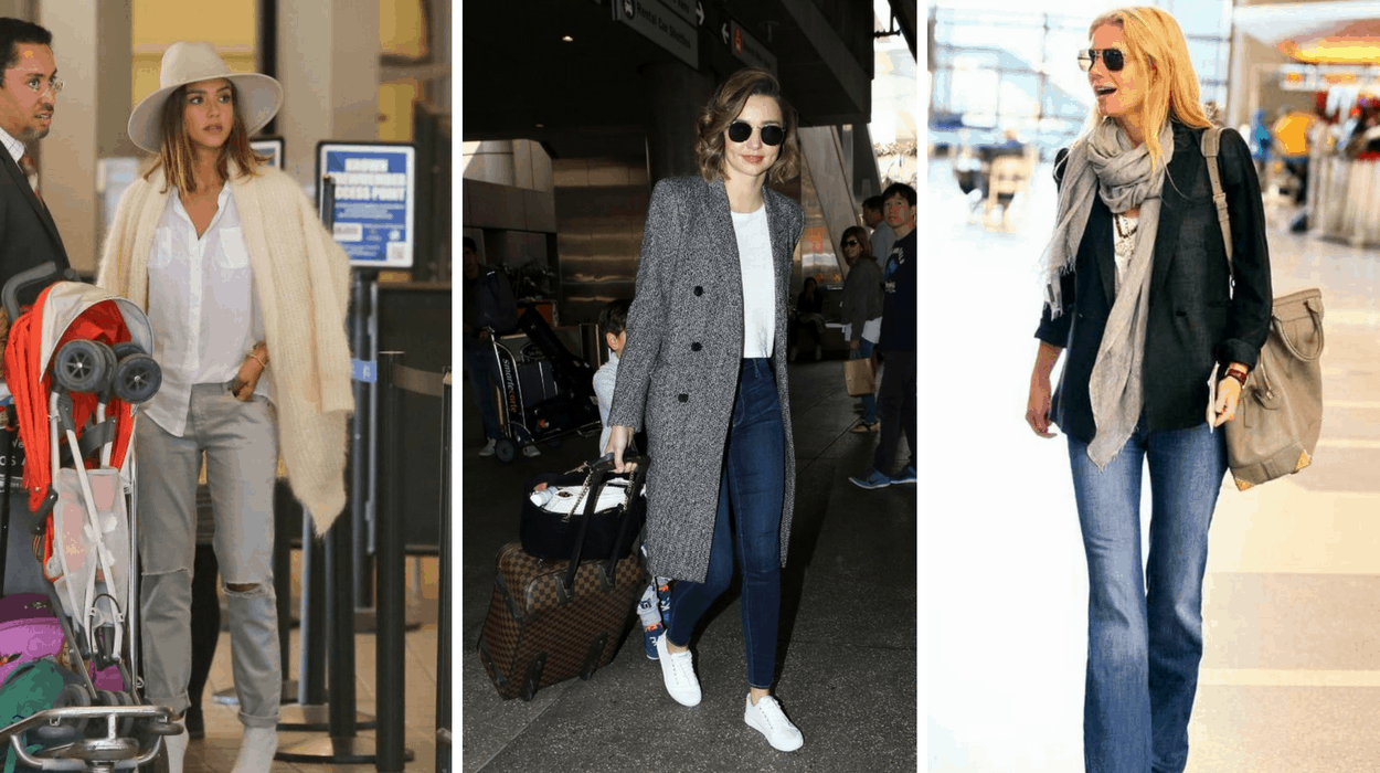 Celebrity mum travel tips jessica alba, gwyneth paltrow, miranda kerr