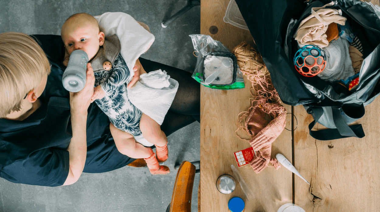 how to save money on maternity leave