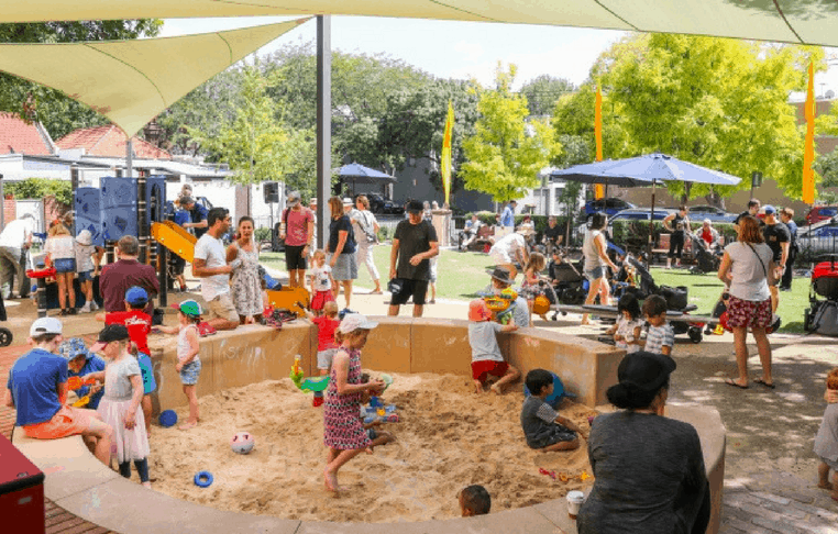 Best Kid Friendly Parks in Sydney