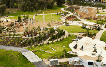 Royal Park Nature Play Playground Park finder