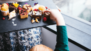 eating out when you have children with food allergies