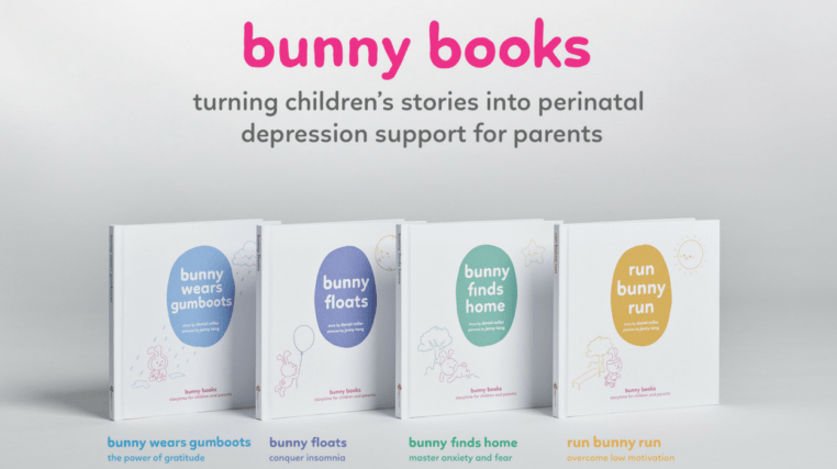 Shop Gidget Foundation Bunny Books