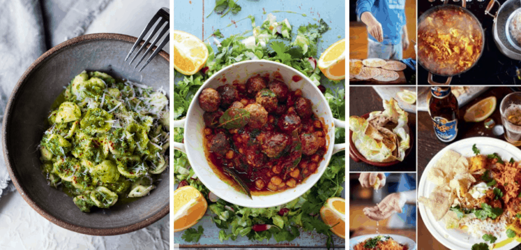 healthy fast family recipes to make this week