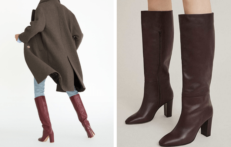 boots for winter returning to work Penelope Cadzow