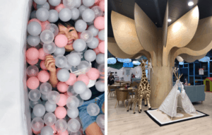 Indoor play centres Inner West Sydney. Best kids party venues sydney