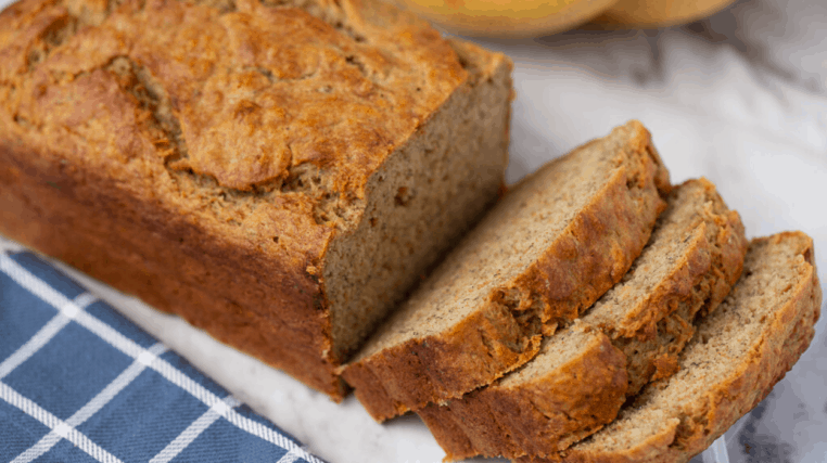 low effort delicious banana bread recipe