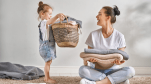 age appropriate chores for kids